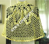 THAT CROCHET GUY!!: Pineapple Mesh Shawl-PDF Pattern Only