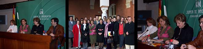 Presentación de la Serie, diciembre 2007