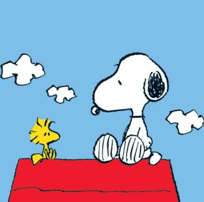 love snoopy woodstock reply