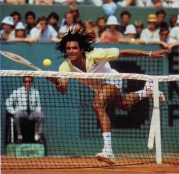 Yannik Noah, último ganador francés de Roland Garros