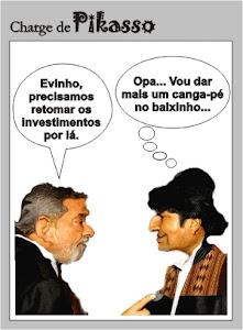 Brasil volta a investir na Bolivia de Evo Morales