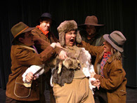 Cannibal the Musical; photo by JMPixley