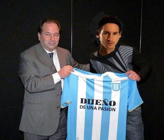 Messi a Racing???