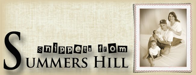 Snippets from Summers Hill