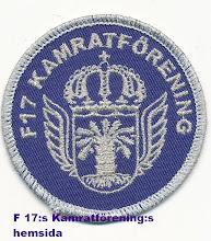 F 17 Kamratförening:s hemsida