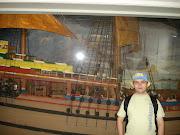 Bila korabla Mayflower!