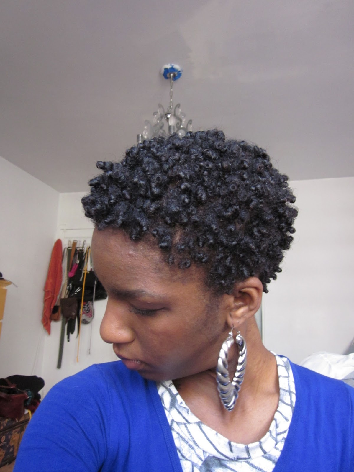 Short Twist Out Hairstyles