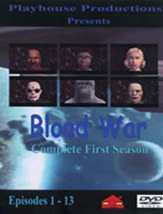 Blood War Dvd