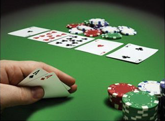 texas hold poker