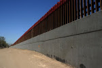 Border Wall in Texas