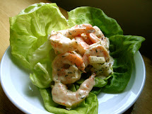 Barefoot Contessa Roasted Shrimp Salad
