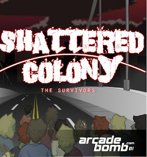 Shattered Colony walkthrough.