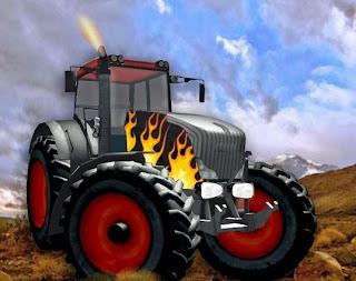 Tractor Mania walkthrough.
