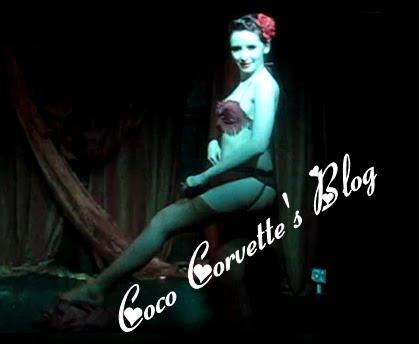 Coco Corvette's blog