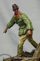 FigureOneThreeFive News: Soldiercast DAK Panzer Crewman #01