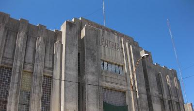 art deco cine, Carmelo, Uruguay