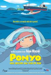 Baixar Filme Ponyo: Uma Amizade Que Veio do Mar (Dublado) Online Gratis