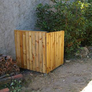 Recup 39 de sherwood cache poubelle - Cacher poubelles exterieures ...