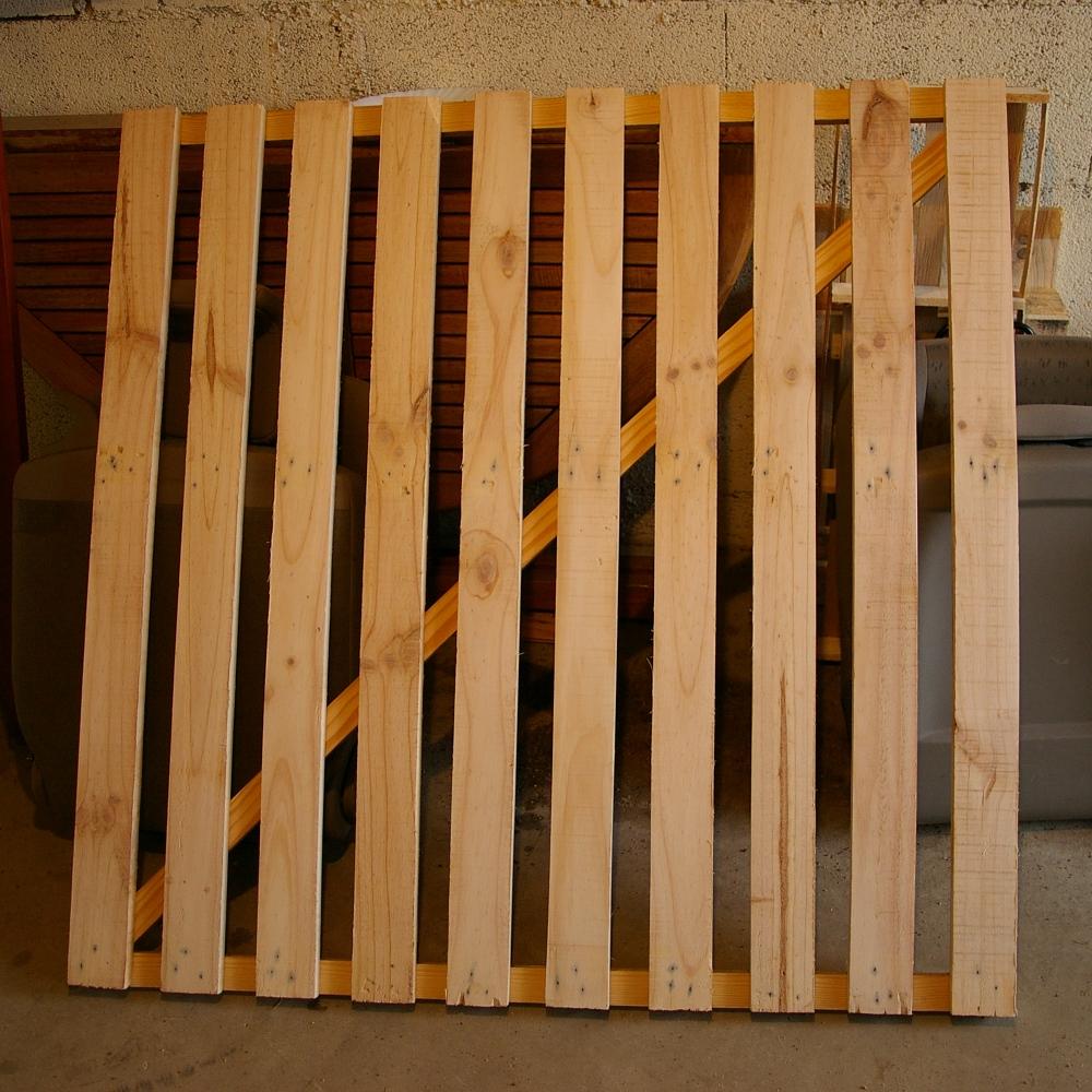 Recup 39 de sherwood cache poubelle n 2 - Comment fabriquer un cache poubelle en bois ...