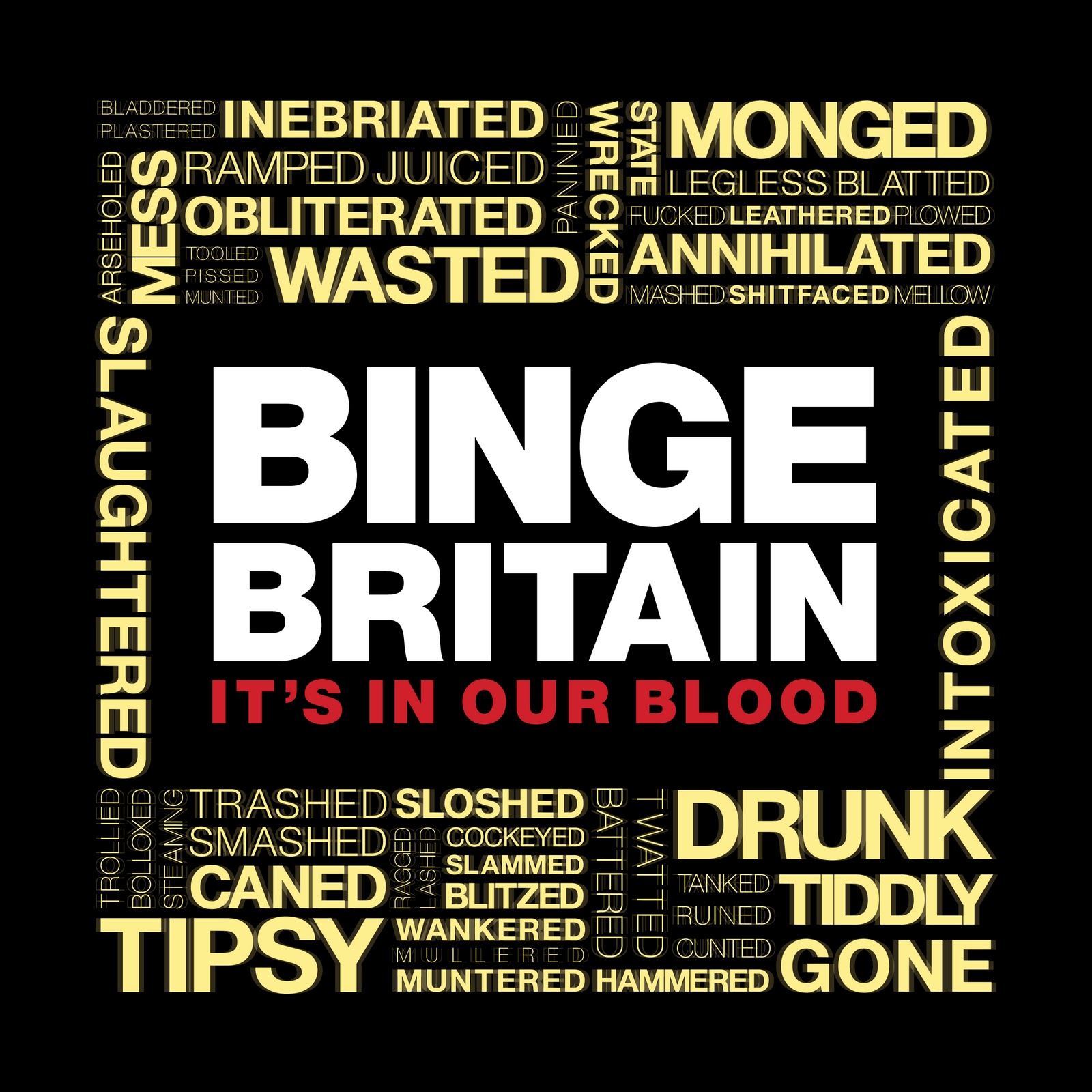Poster design hierarchy - A Colour Example Of A Visual Hierarchy Poster Design The Whole Point Of This Poster Is To Identify Binge Drinking As You Can See This Is Displayed In