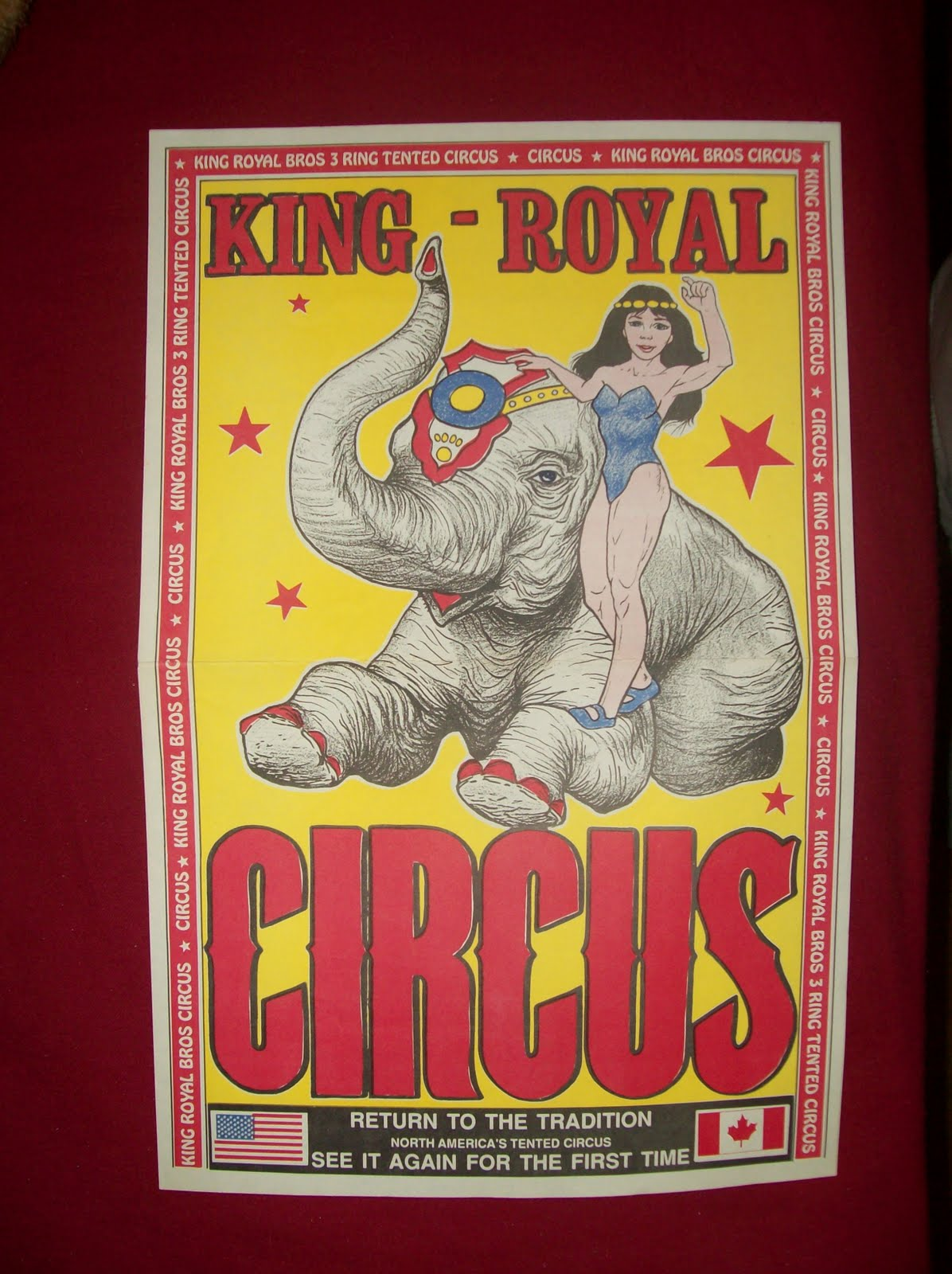 arts in the family  king royal brothers circus