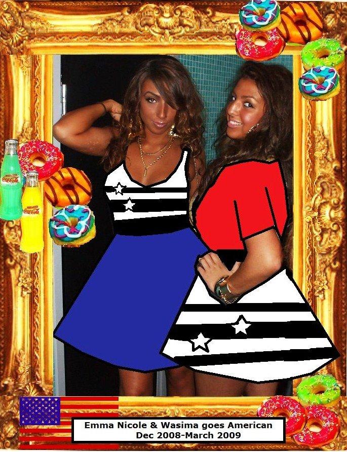 Wasima & Emma Nicole