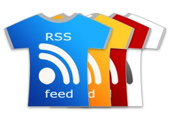 RSS Tshirt Icons