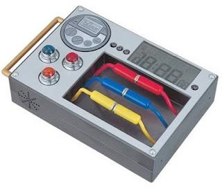 Danger-Bomb Alarm Clock