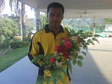 sejambak bunga untuk yang tersayang