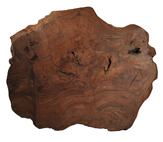 ---- CLARK Functional Art ----  Art as Furniture: Nakashima inspired CFA Claro-walnut Coffee Table :  nakashima coffee table walnut slab table