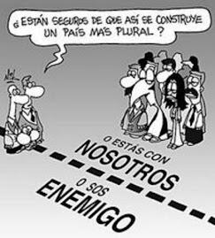 Pluralismo según Kirchner