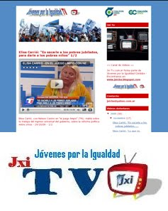 Ingresa a: www.jxi-tv.com.ar