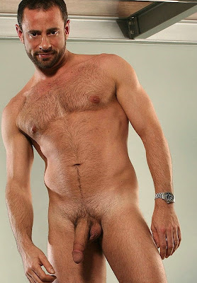 Hairy Hung Thick Gay Cocks