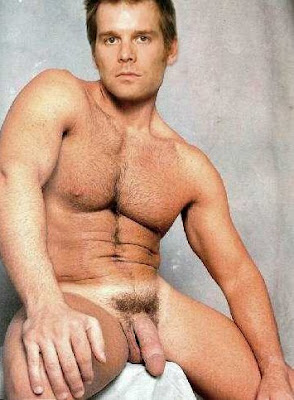 Sexy Hairy Hunky Cool Men:
