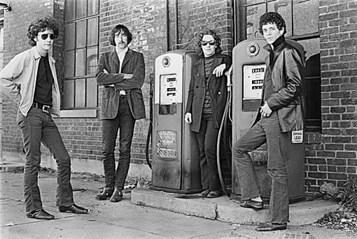 The Velvet Underground: What Goes On
