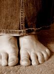 Momma's Feet