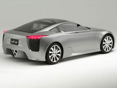 Lexus Cars 42