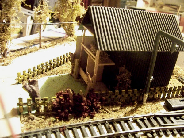 La grange à foin
