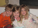 Jacson (8), Ellie Faith (5), Savannah (3)