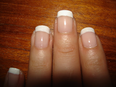 white nail designs - white nail designs ideas