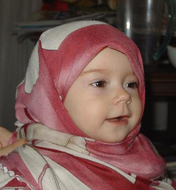 Picture Newborn Baby on Baby Baby  Muslim Baby