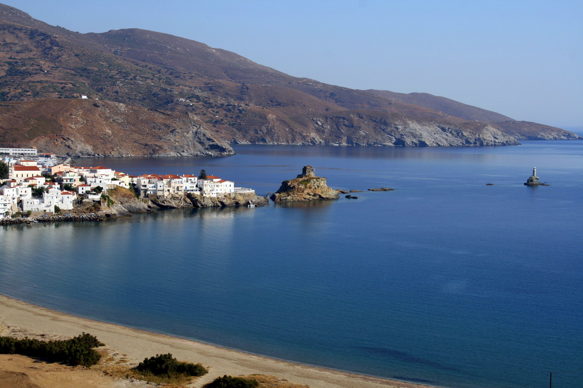 Andros Greece  city pictures gallery : Cyclades, islands in Greece: Walking on Andros