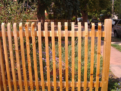 Fence Blog