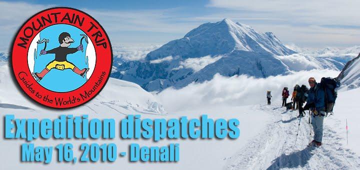 May 16, 2010 Denali Expedition