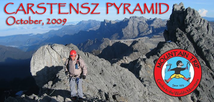 October 2009 Carstensz Pyramid Expedition
