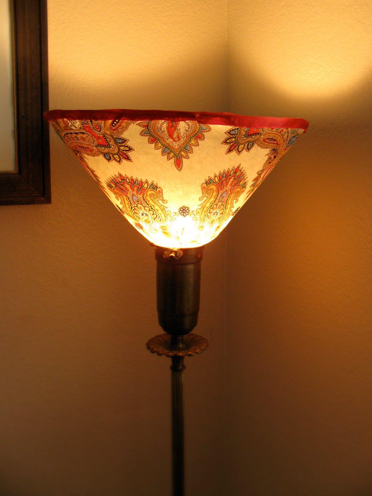 hodge podge days make your own lampshade. Black Bedroom Furniture Sets. Home Design Ideas