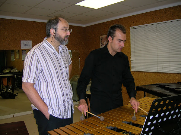 Con Antonio Moreno.