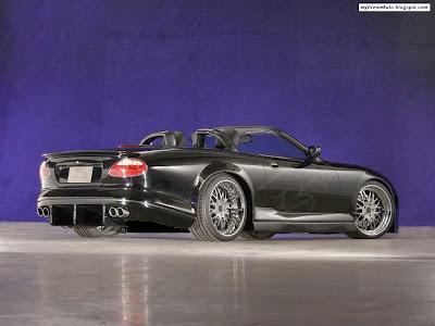 2004 Hyundai Hcd8 Concept. Jaguar XK-RS Concept
