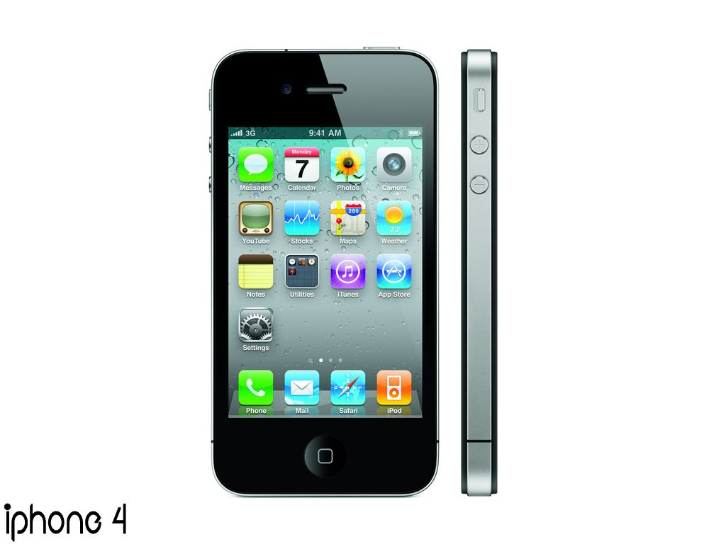iPhone 4 de la Apple. Poze cu iPhone 4 | Poze, Wallpapere, Imagini ...