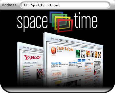 3D瀏覽器:SpaceTime